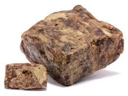 African Black Natural Soap