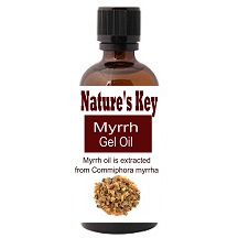Myrrh Gel Oil
