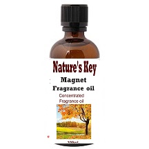 Magnet fragrance oil