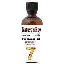 Seven fruits fragrance oil