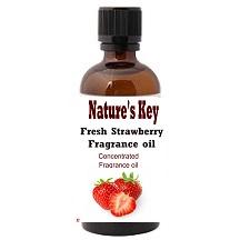 strawberry fruit fragrance oil