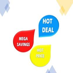Sales and Mega Savings