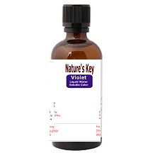 Natures Key Water Soluble Violet