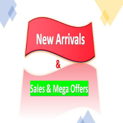 New Arrivals , Sales & Offers